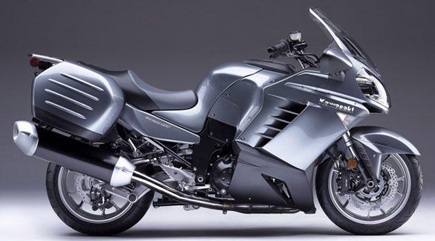 Kawasaki 1400 Concourse Specifications Kawasaki Touring Motorcycles Touring Bike