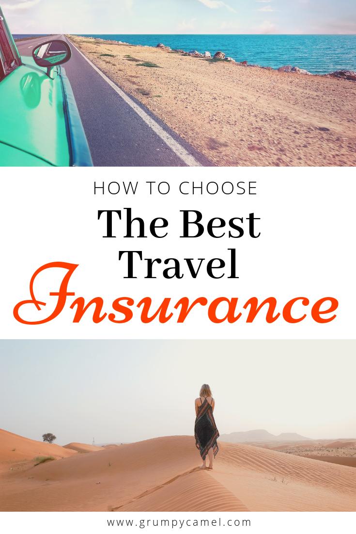 5 Tips For Choosing The Best Travel Insurance Best Travel