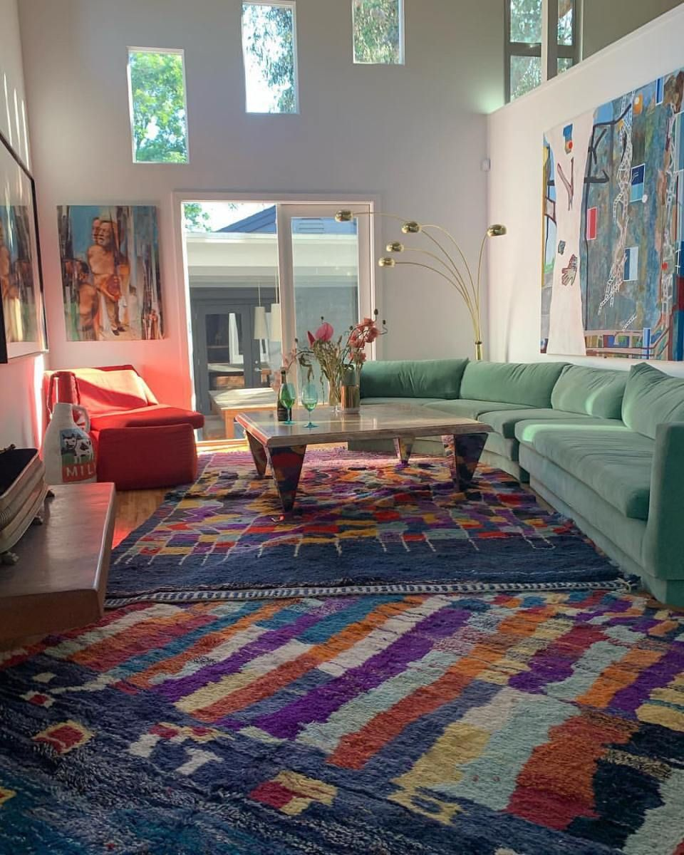 Inside Emily Ratajkowski's incredible LA flat where she takes all her naked pics