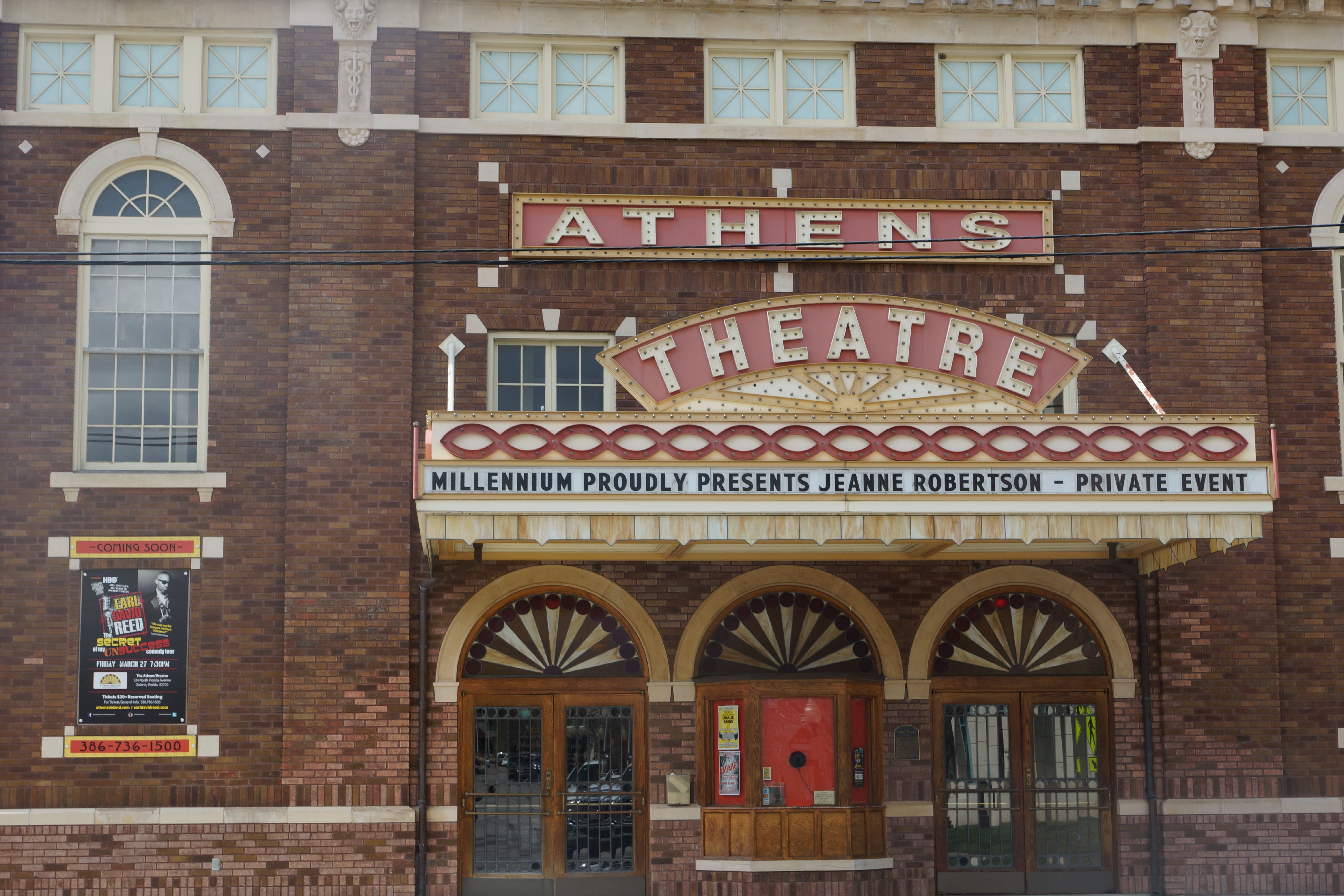 Millennium Takes over the Athen's Theater at the 2014 Millennium Rally