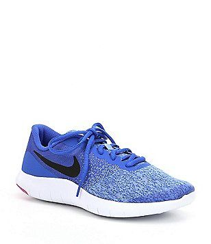 new arrival b35bf fa9c1 Nike Girls  Flex Contact Running Shoes