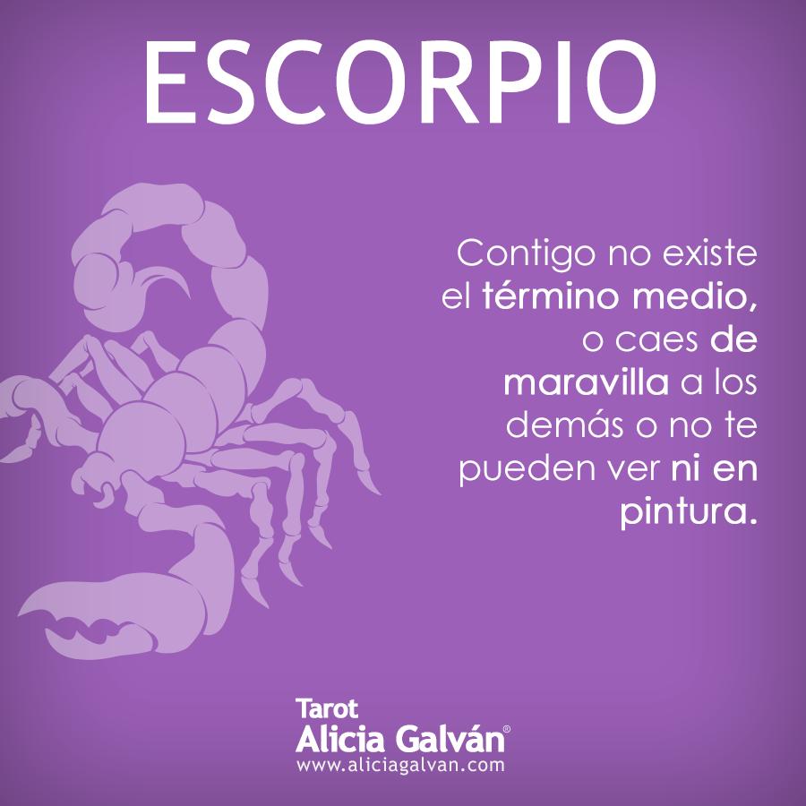 Horoscopo de hoy escorpio en el amor mujer [PUNIQRANDLINE-(au-dating-names.txt) 35