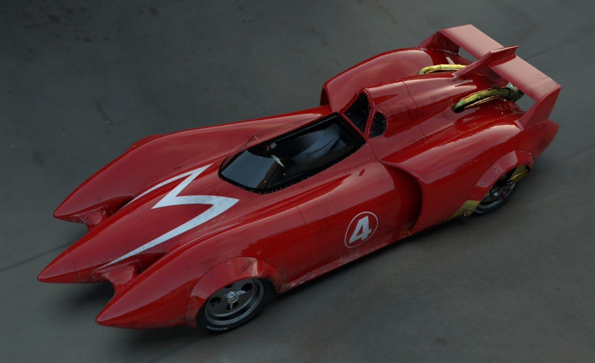 mach 4 | cars | pinterest | speed racer, cars and movie cars