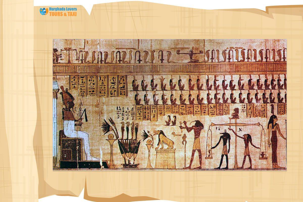 التقويم المصري القديم جدول التقويم القبطي والفرعوني في الحضارة الفرعونية وكيف كان نظام الوقت المصري مصر القديمة وما هي إ Egypt Travel Ancient Egyptian Hurghada