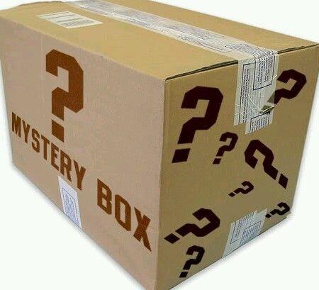 Mystery Box To Raise Money For Surgery Mystery Box Fashion Box Mystery