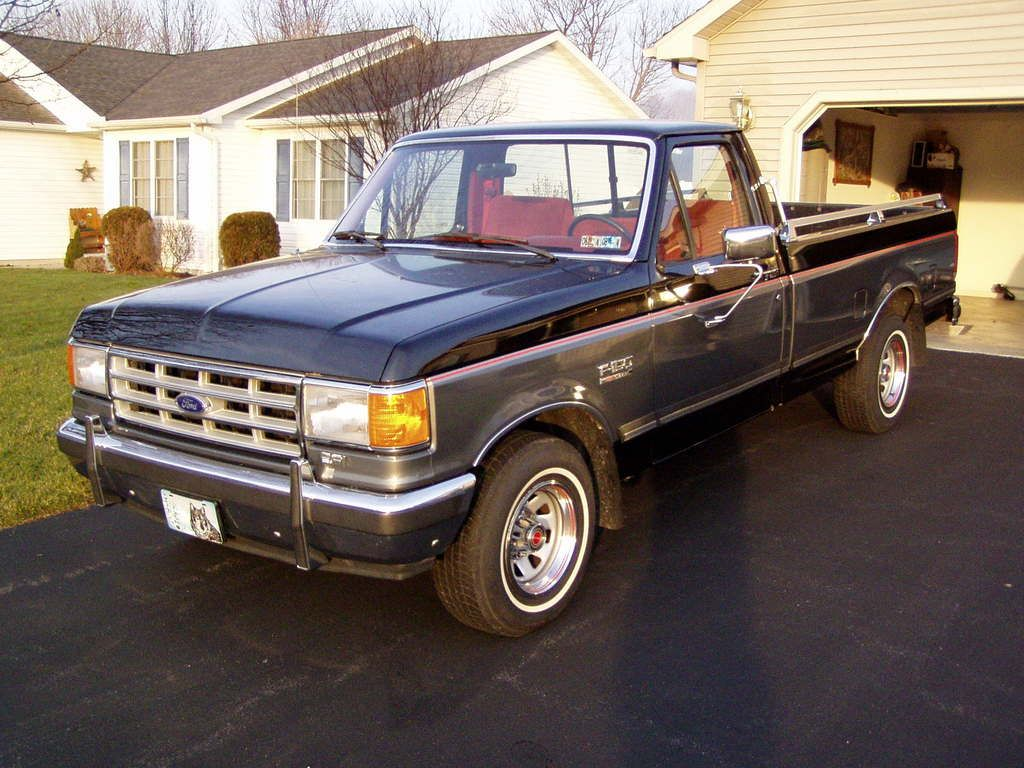1988 ford f150 96glevergreen 1988 ford f150 regular cab 12010889