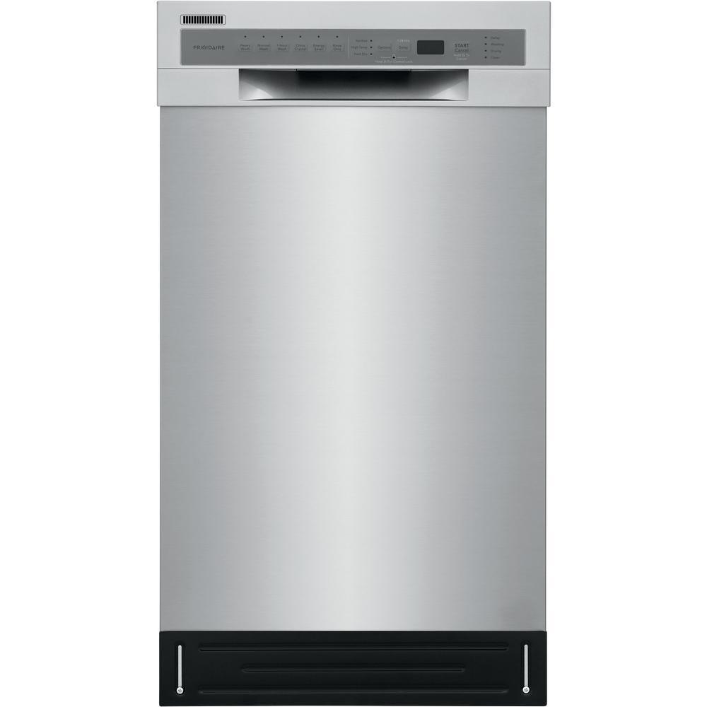 Frigidaire Front Control Builtin Tall Tub Dishwasher in