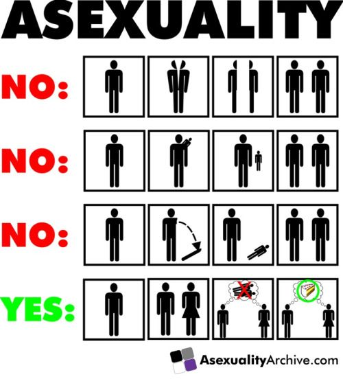 Assexuality meaning