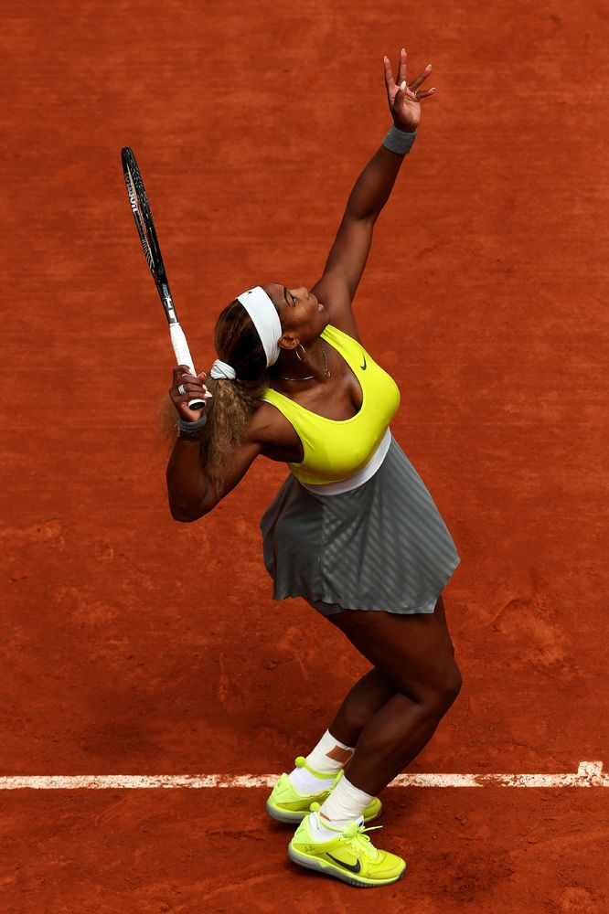 Serena Williams vs. Garbine Muguruza