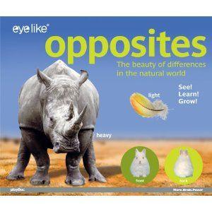 EyeLike: Opposites - opposites in nature
