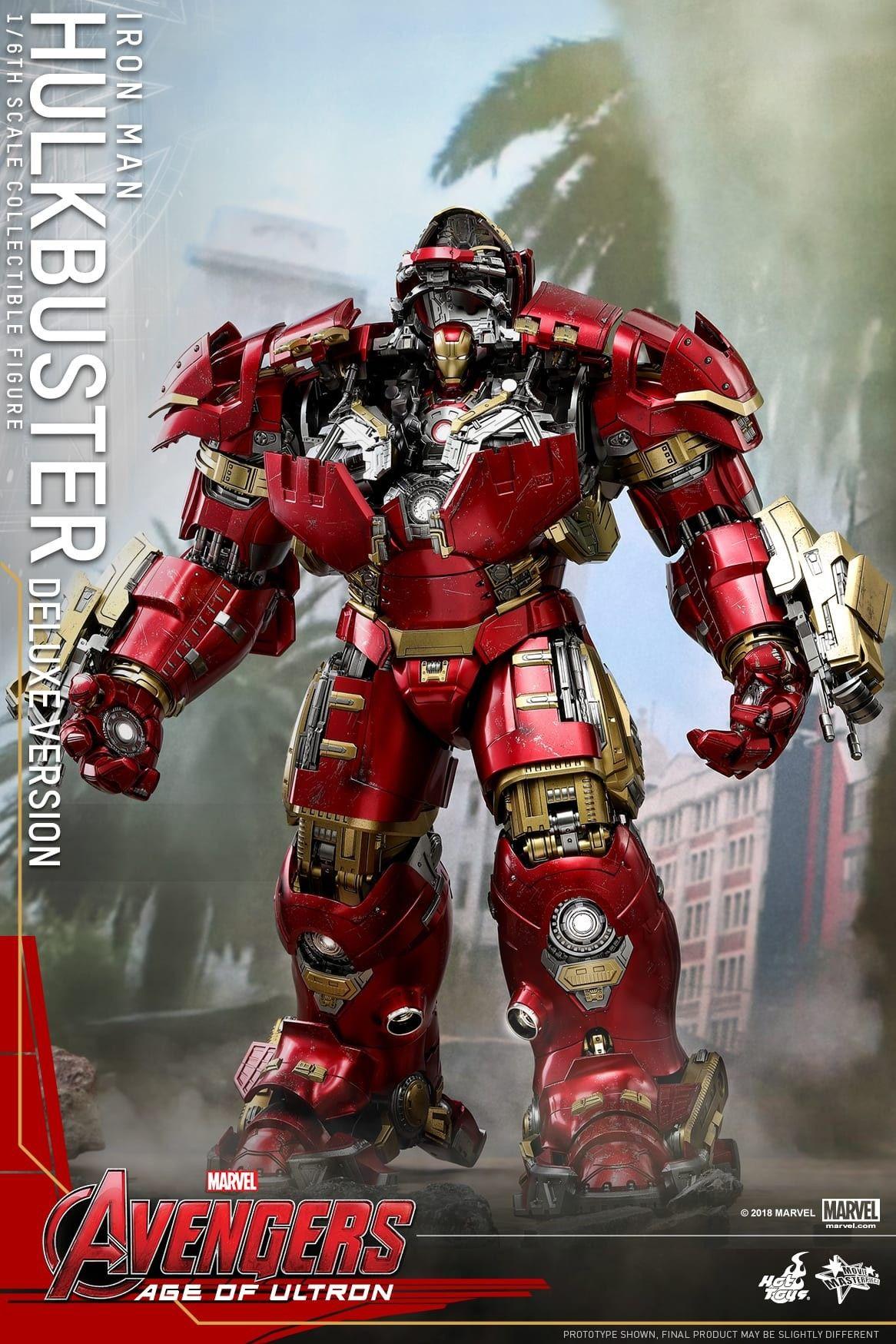 Hulk Buster Toys Marvel Marvel Ironman Hulk Hulkbuster 4k Hd