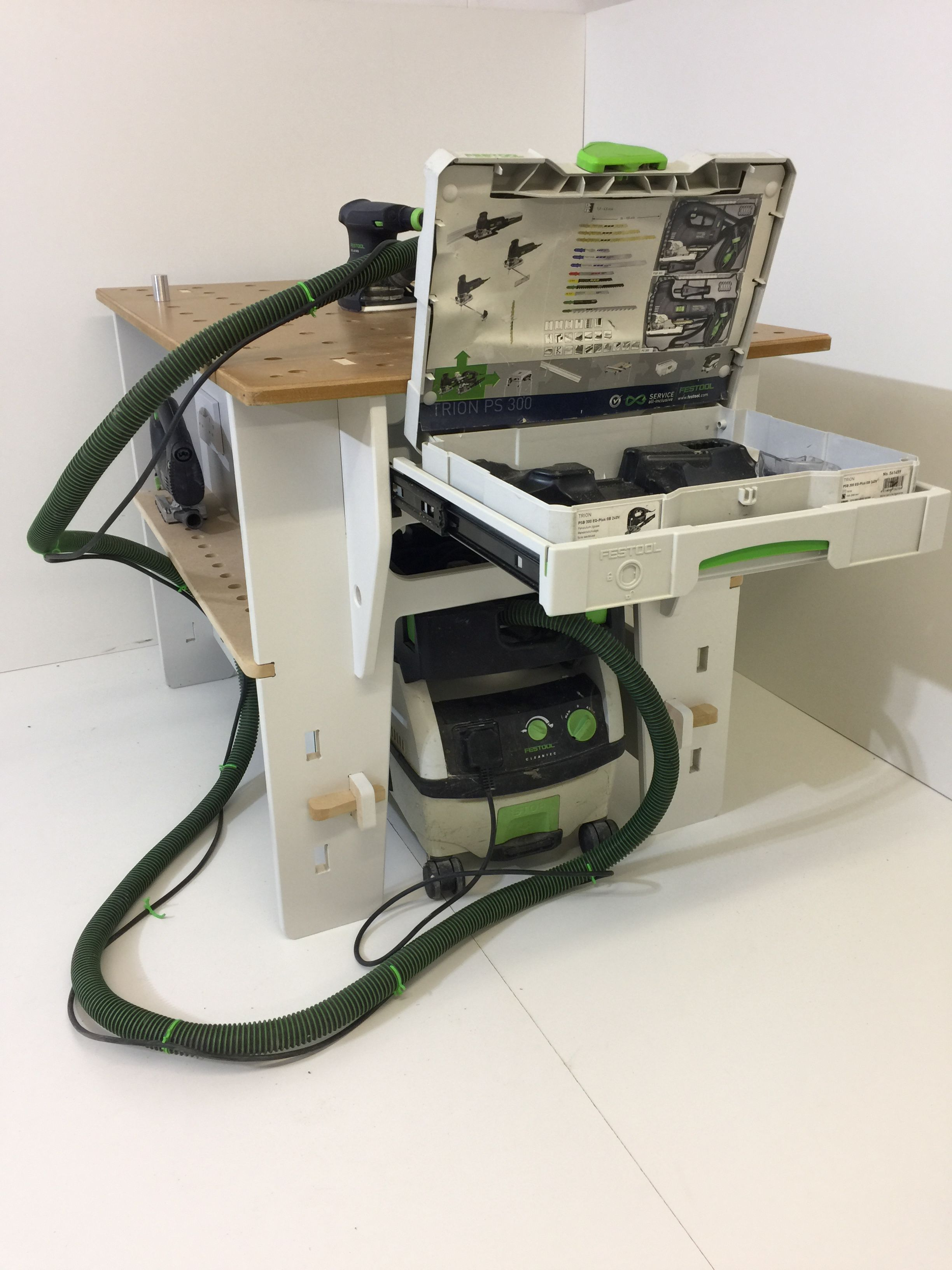 Pin By Eric Hammarstrom On Festool Jigs And Tool Enhancements Festool Woodworking Shop Projects Carpentry Workshop