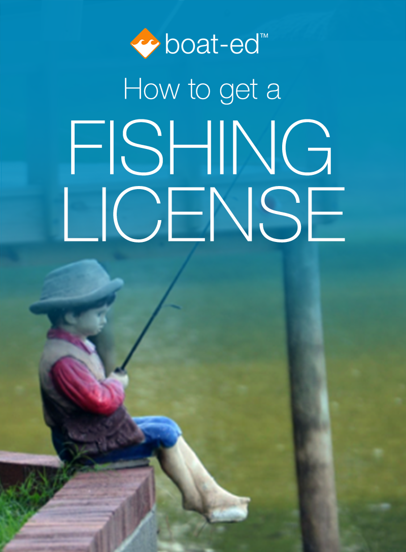 How to get a fishing license Fish, Gone fishing, Boat