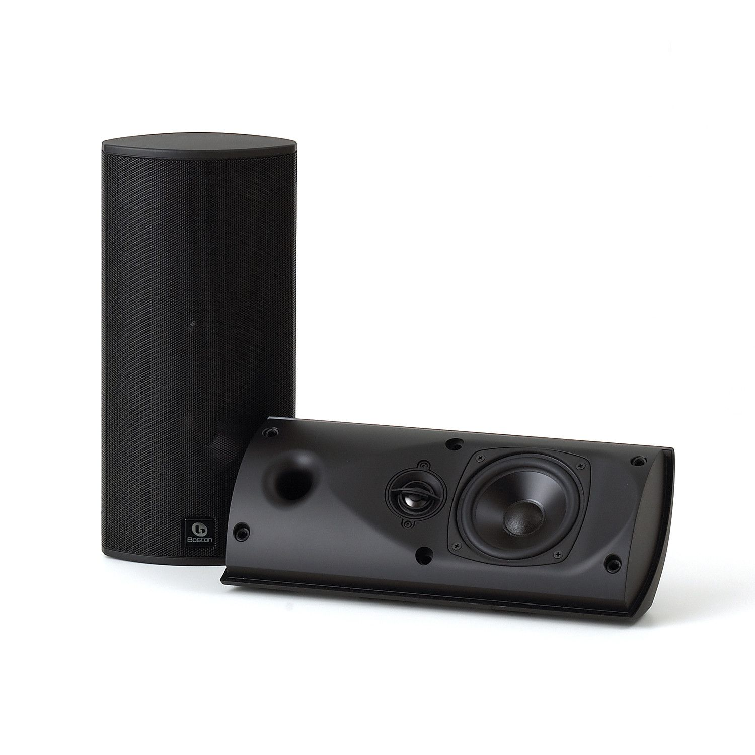 Bravo 20 On Wall Speaker The Boston Bravo 20 Is A Multipurpose High Performance Loudspeaker Whose Unique D In Wall Speakers Cool Things To Buy Wall Mounted Tv