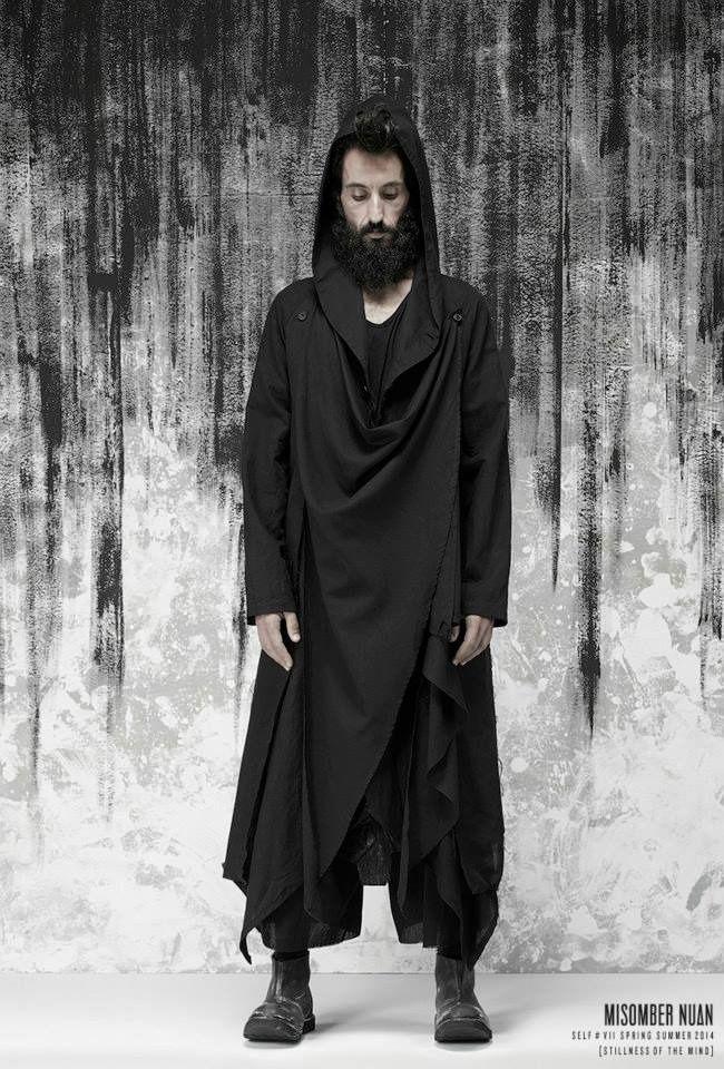 "gothified: "" MISOMBER NUAN - SELF 7 - SS 2014 ""Stillness Of The Mind"" """