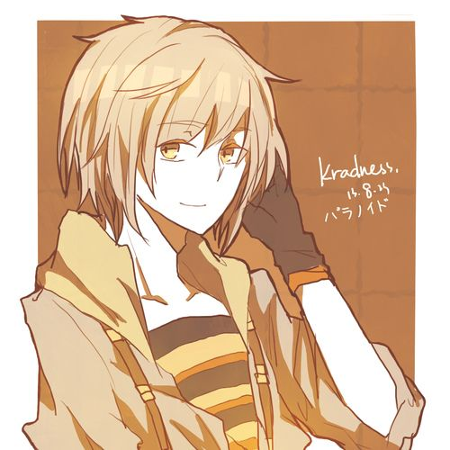 Anyone knows Kradness?  IM IN LOVE WITH HIM RIGHT NOW *~* he's an utaite by the wayy~ ♥♥♥