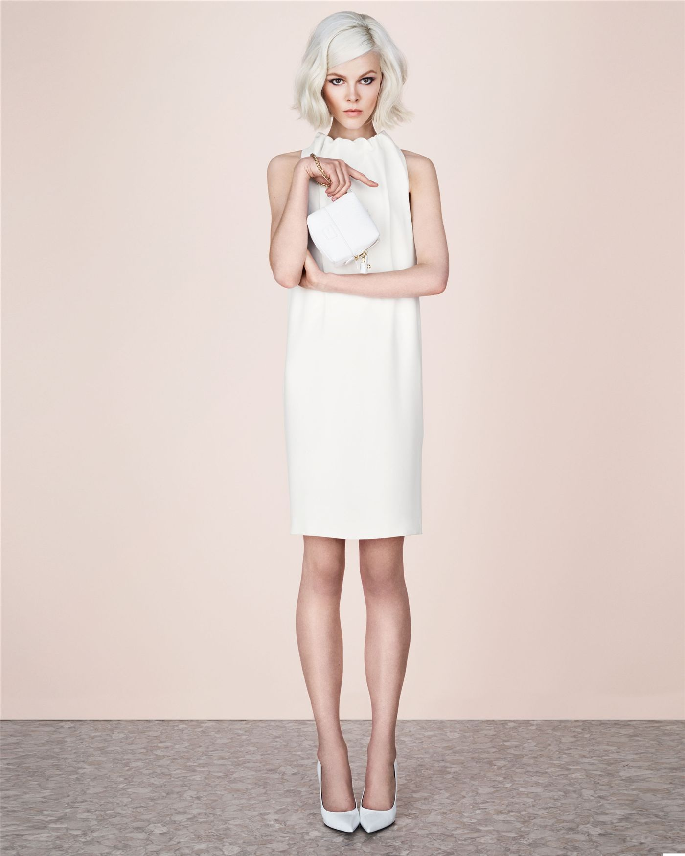 Ivoryoriginal my style pinterest ivory tuck dress and couture