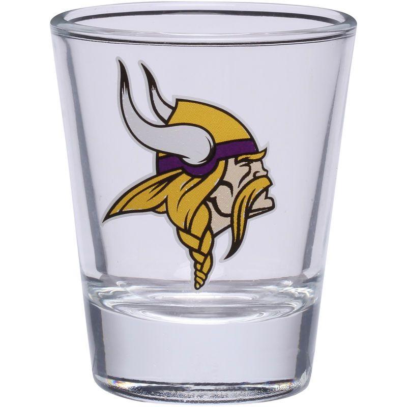 Minnesota Vikings 2oz Collector Shot Gl