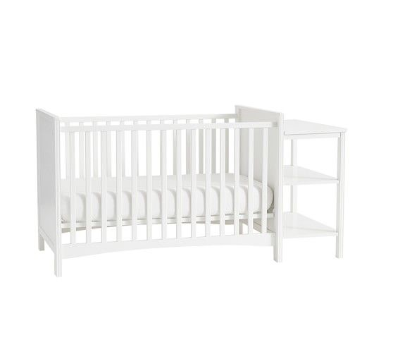 Hayden Crib Amp Changing Table Combo Crib Changing Table