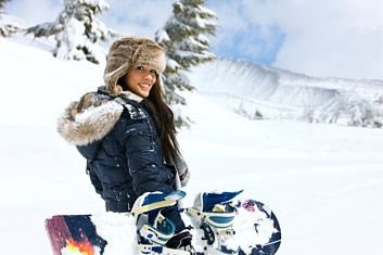 Get outside! - 7 reasons to exercise outdoors this winter