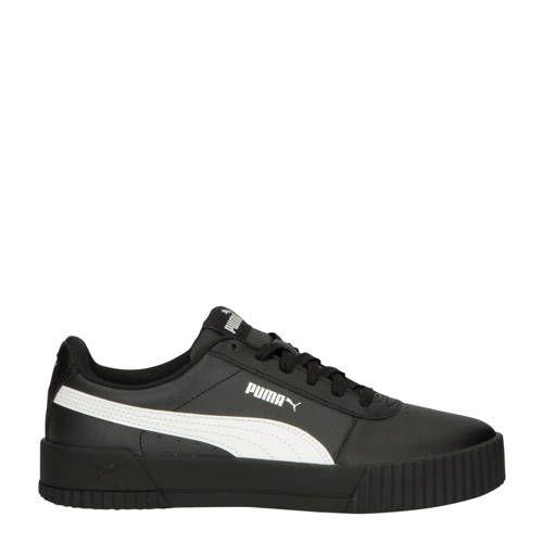 Puma Carina sneakers zwart/wit - Zwart, Zwart wit en ...