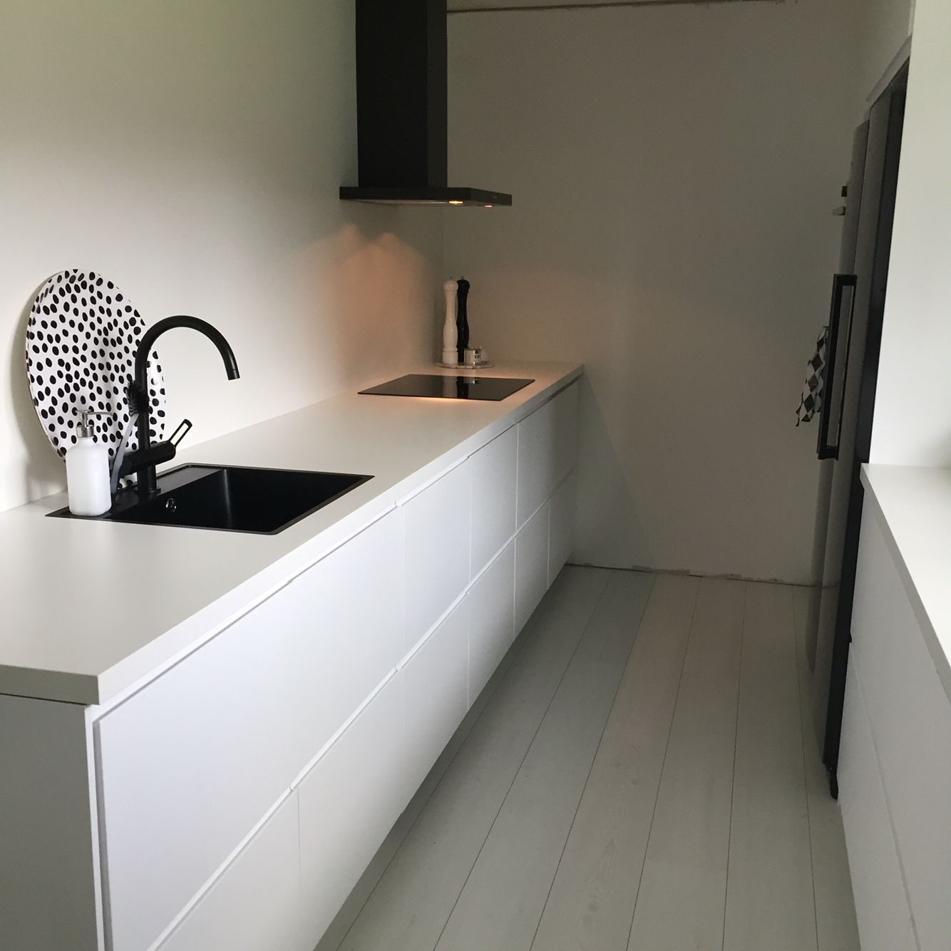 Ikea Küche Miniküche Ikea Voxtorp Keittiö In 2019 Ikea Kitchen Ikea Und Kitchen Decor