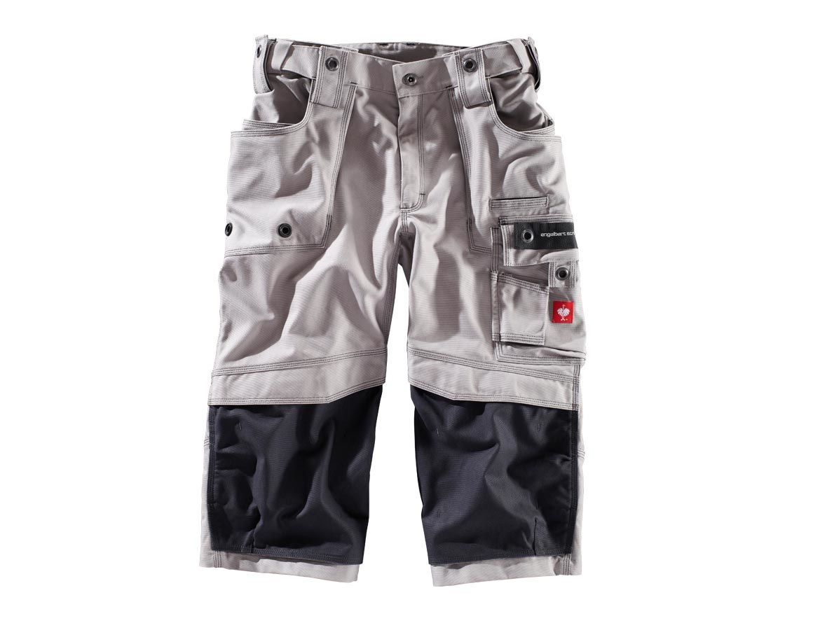 in stock new lifestyle official images 3/4 length trousers e.s.roughtough - engelbert strauss | iş ...