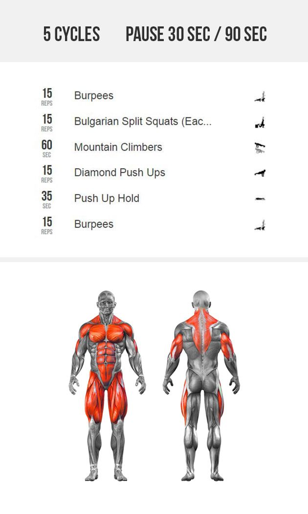 full body strength challenge  build muscle  switch your old routines