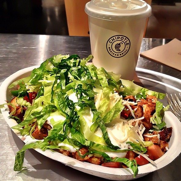 Image result for chipotle chicken bowl