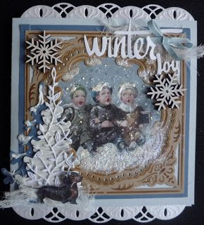 ...Lia's Design and so...: Winter Joy