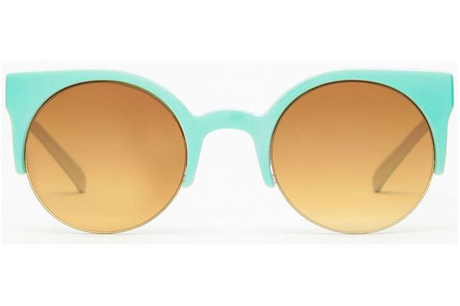 28 Rad Retro Sunglasses to Amp up Your Festival Look: Zeppelin Sunglasses