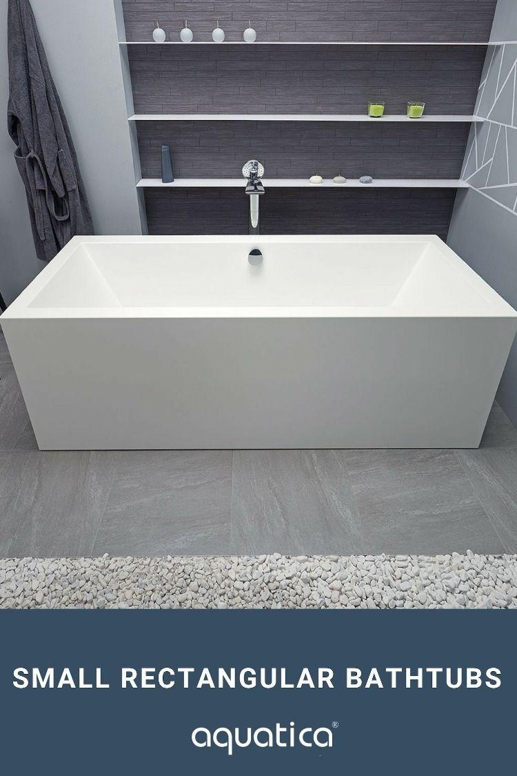 Small Rectangular Freestanding Bathtubs By Aquatica Free Standing Bath Tub Luxurious Bathtubs Luxury Bathtub Free standing bathtubs for sale