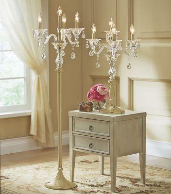 Crystal Floor Lamp Candelabra Crystal Floor Lamp Chandelier Floor Lamp Crystal Floor