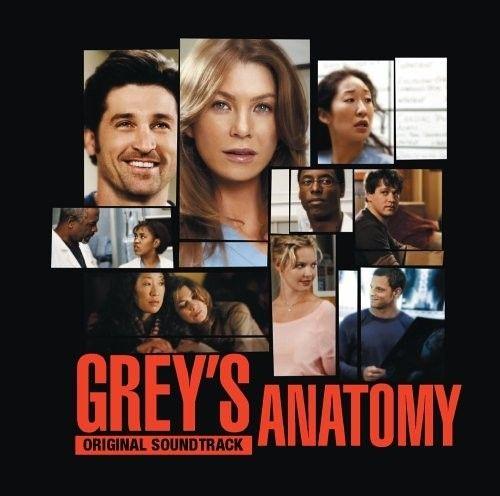 Banda Sonora Anatomía De Grey En Spotify Anatomía De Grey Anatomía Anatomía De Grey Temporada 1