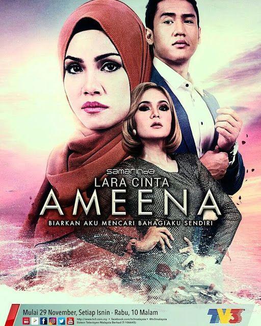 Lara Cinta Ameena cerita mak mertua kaya tak suka menantu miskin.