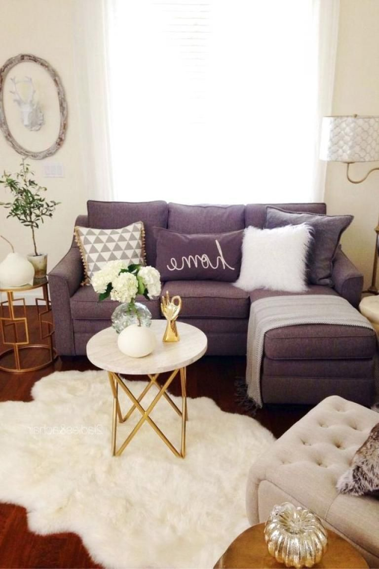 Small Living Room Dining Room Combo Tiny Apartment Decorating
