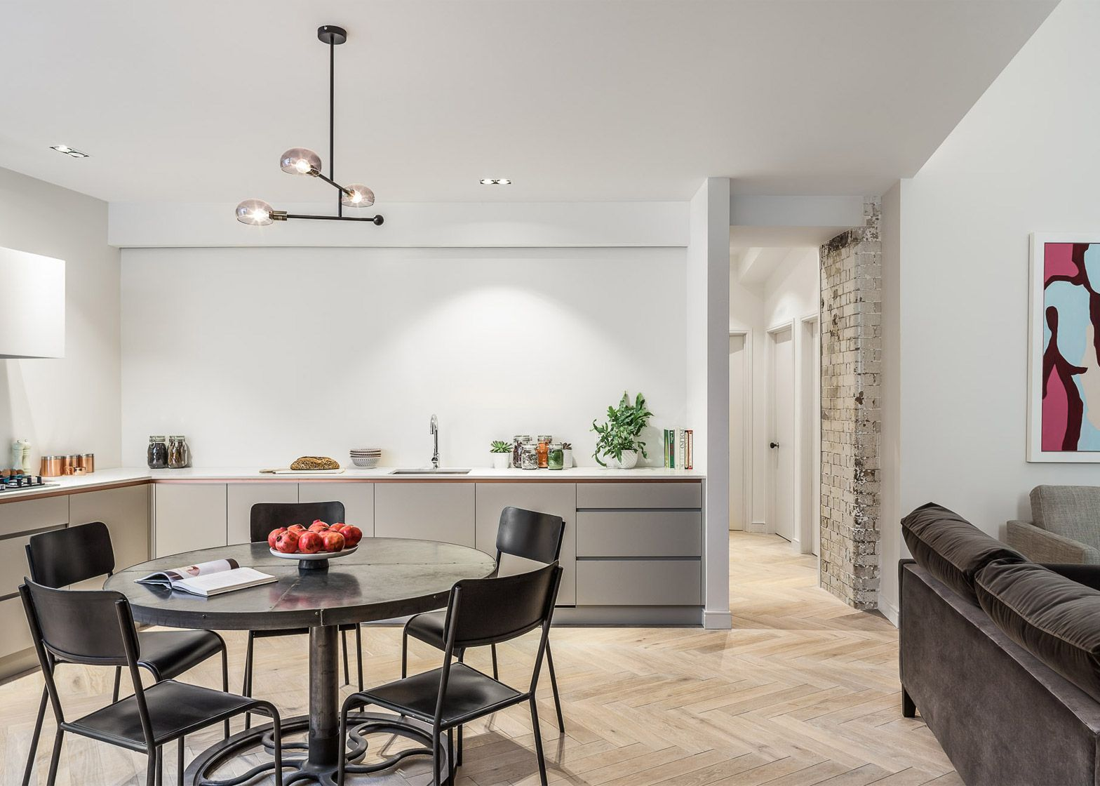 Jo Cowen Architects Has Converted A 19th Century Bakery Complex In