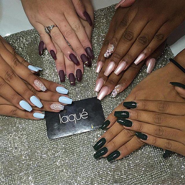 laquenailbar @laquenailbar Birthday nails #l...Instagram photo | Websta (Webstagram)