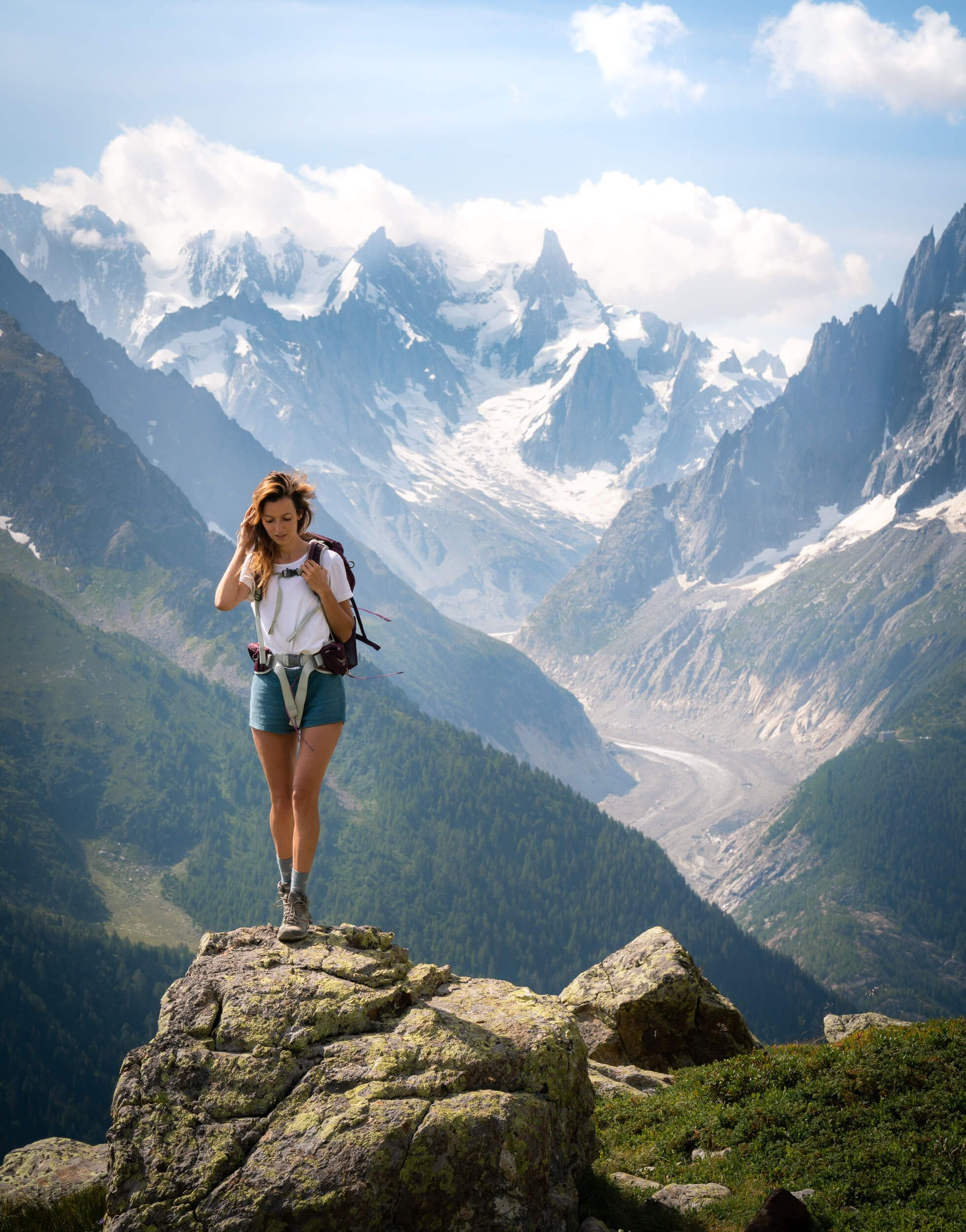 Jess Wandering — Blog — Tips For Hiking The Tour Du Mont Blanc As A Family