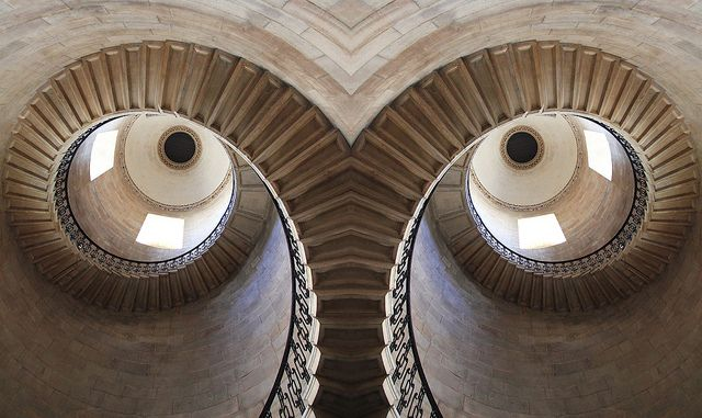 Watching stairs | Symmetry photography, Wall art prints ...
