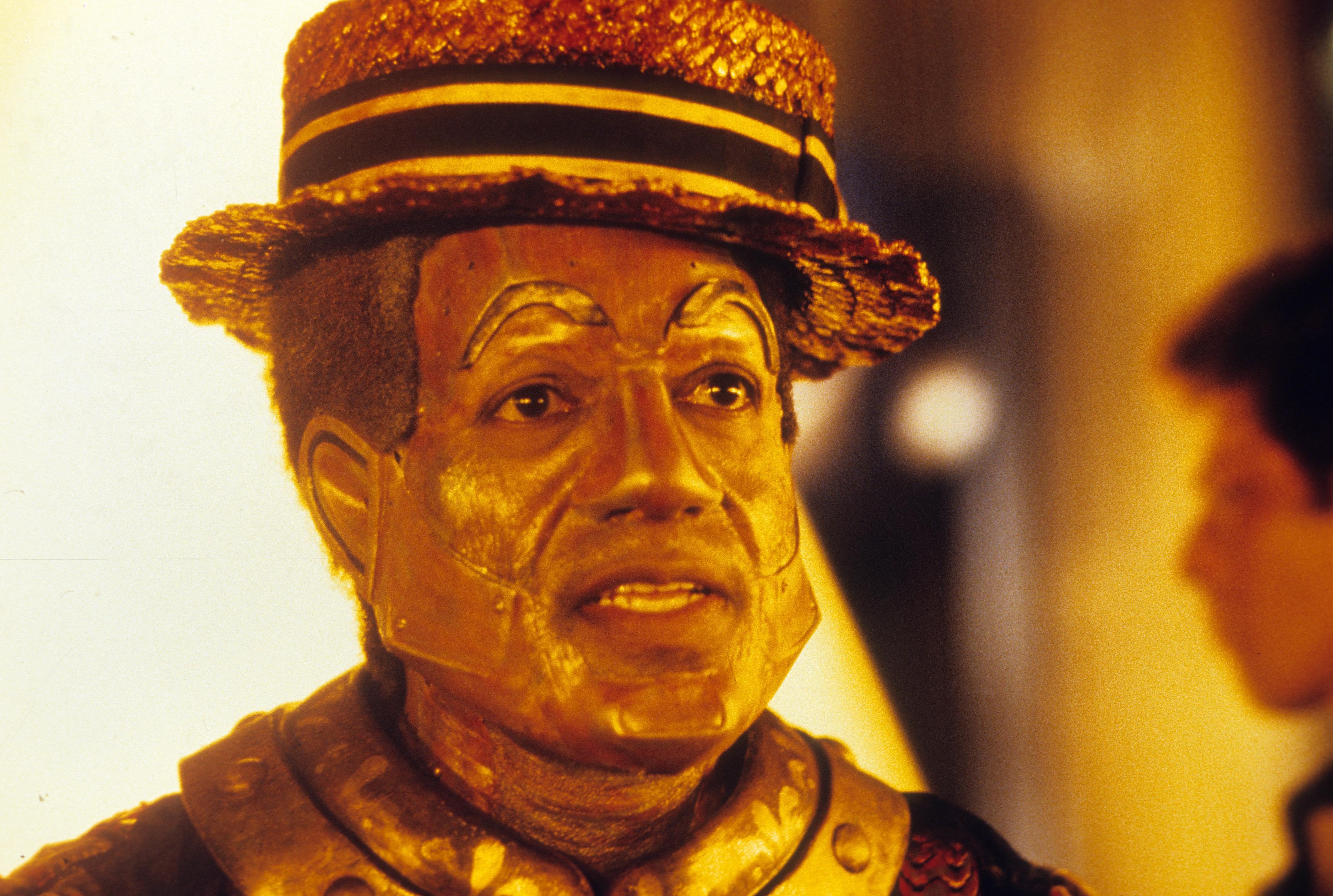 Nipsey Russell as The Tin Man Wiz (1978 & 2015