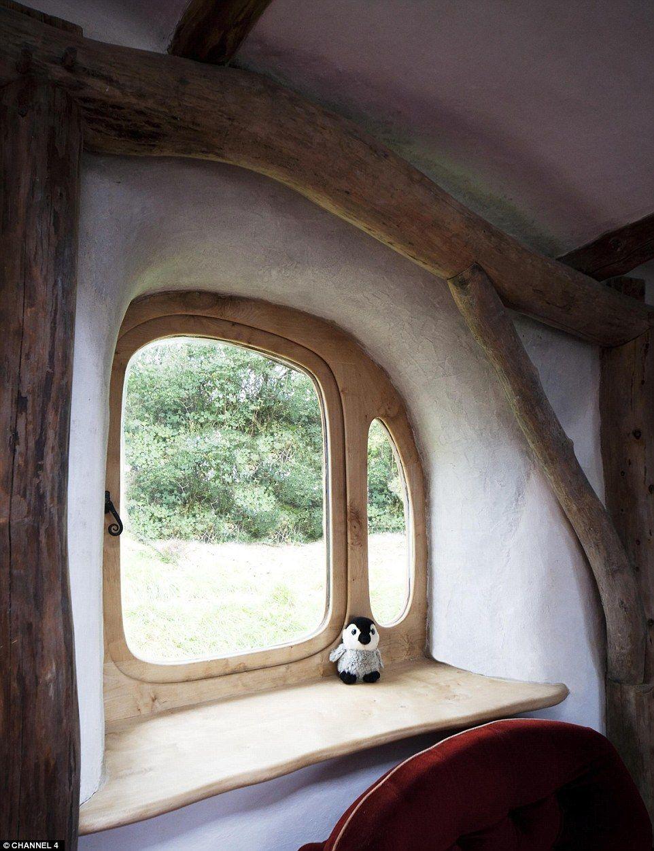 Pin auf Lehmhaus, cobhouse, earthhouse, Erdhaus.
