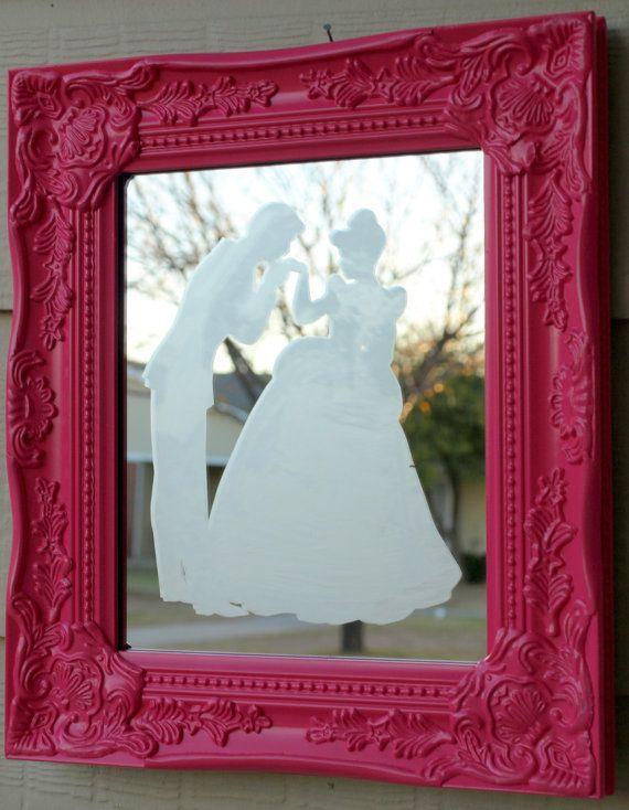 Les 25 meilleures id es de la cat gorie miroir rose sur for Miroir hexagonal cuivre