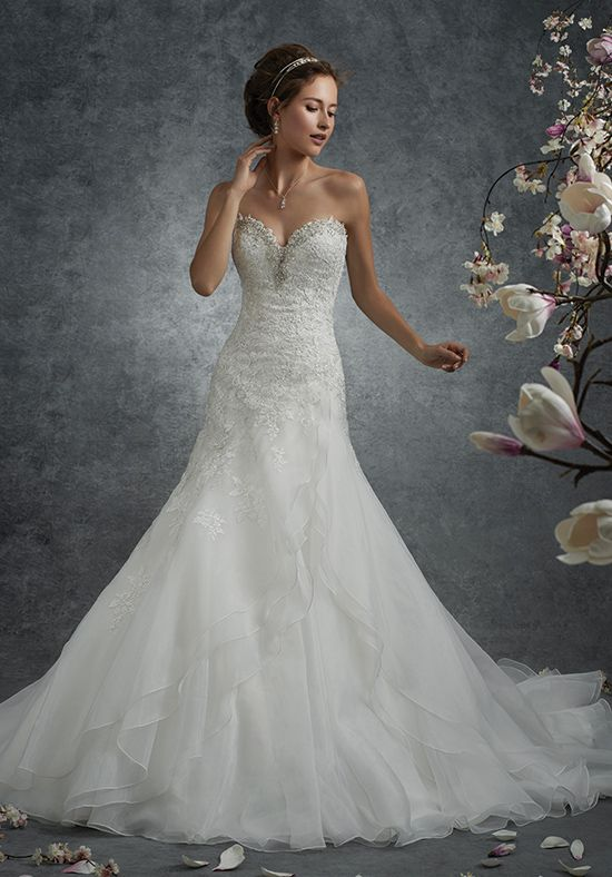 A Line Wedding Dresses Sophia Tolli Wedding Dresses Wedding Dresses Mermaid Wedding Dress