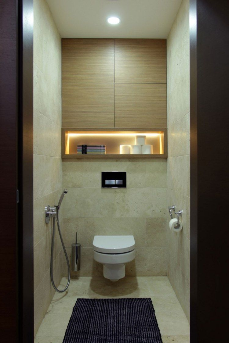 Comment agrandir la petite salle de bains – 25 exemples | Bath ...