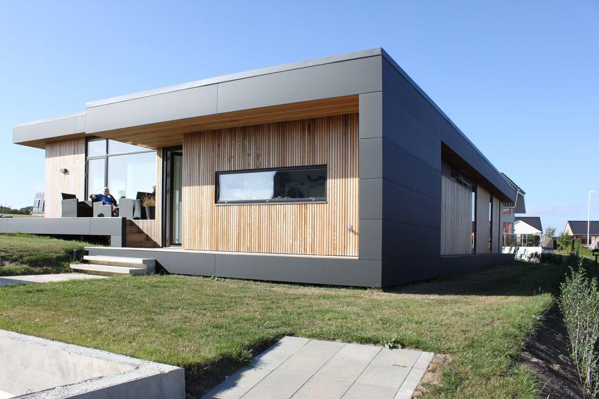 Rasmus jensen arkitekt maa t mrerens eget hus house for Arkitekt design home
