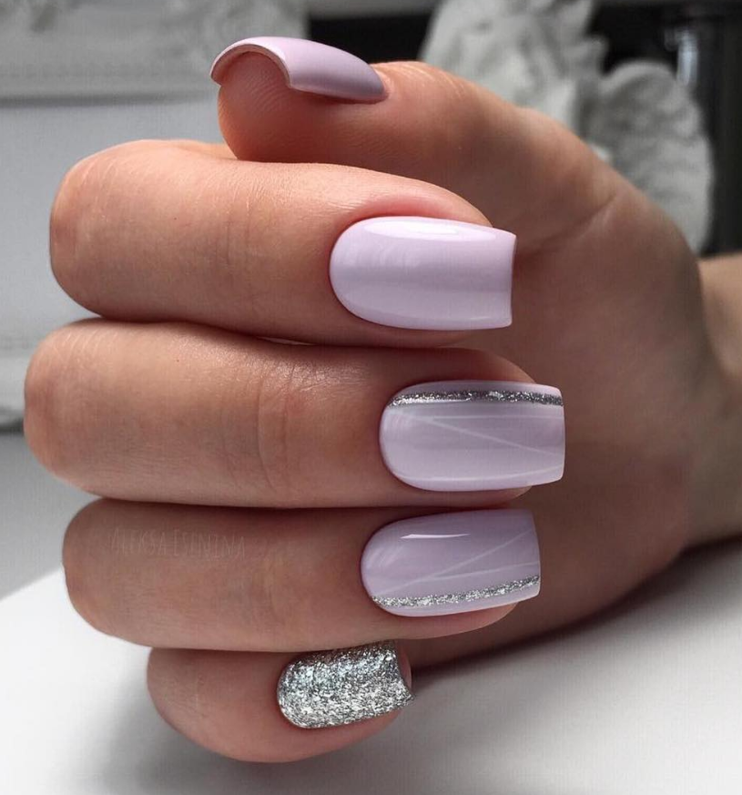 87 Cute Short Acrylic Square Nails Ideas For Summer Nails