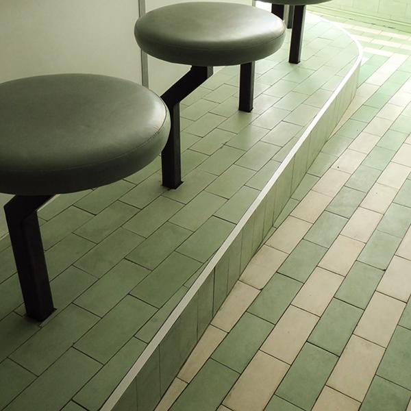 Lina Handmade Encaustic Cement Tile   Otto Tiles & Design   Encaustic, Moroccan and Terrazzo ...