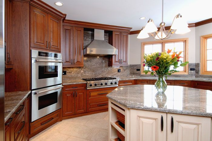 hickory cabinets kitchen photos | Kitchen Cabinets ...