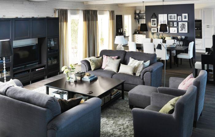 Tidafors Sofa Gray Living Room Design Best Living Room Design